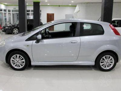 usado Fiat Grande Punto 1.4 77CV