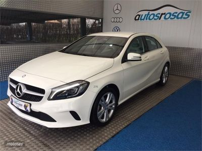 second-hand Mercedes A180 Clase Ad Urban