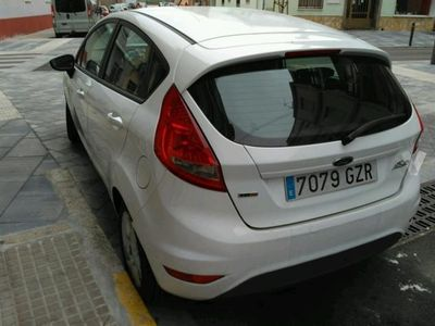 usado Ford Fiesta 1.6 TDCi DPF Trend -11