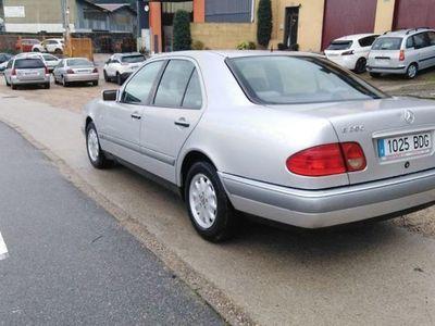usado Mercedes E290 Clase E Familiar TD Elegance