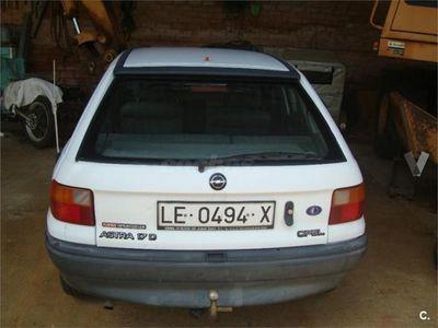 usado Opel Astra 1.7 Dti 16v Club 5p. -01