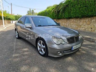 usado Mercedes C270 4p