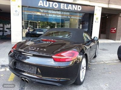 brugt Porsche Boxster S S