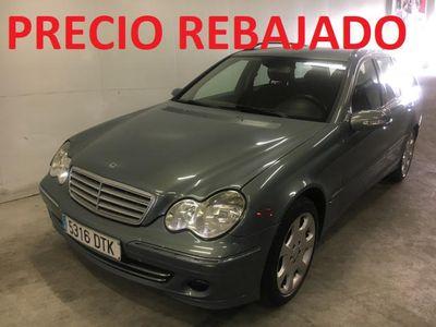 gebraucht Mercedes C320 Familiar CDI Classic
