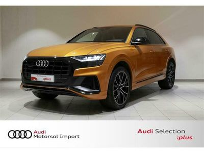 usado Audi Q8 50 TDI quattro tiptronic