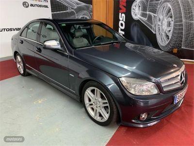 gebraucht Mercedes C320 Clase CCDI 4MATIC Avantgarde Auto