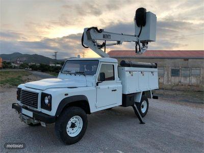 gebraucht Land Rover Defender Comercial 130 Pick Up E