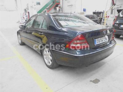 usado Mercedes C270 Clase CCdi Avantgarde 170 cv en Valladolid