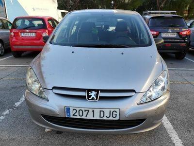 usado Peugeot 307 1.6HDI XR Clim Plus