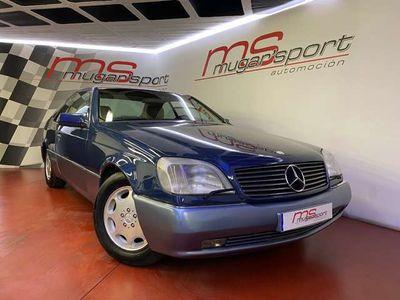 usado Mercedes S500 ClaseSEC