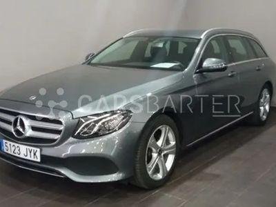 usado Mercedes E220 Estate 220d 9G-Tronic