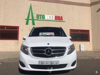 usado Mercedes V220 ClaseD Avantgarde Largo 5p. -16