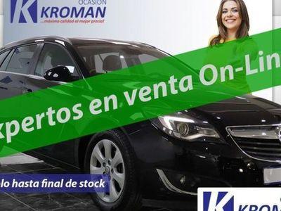 usado Opel Insignia 1.6CDTI S&S 136
