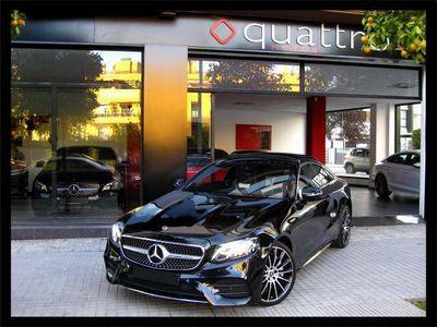 usado Mercedes 450 E4MATIC AMG COUPE GARANTÍA OFICIAL IVA DEDUCIBLE