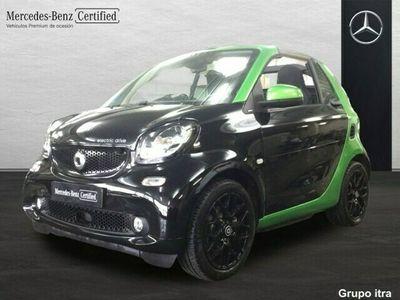 usado Smart ForTwo Cabrio cabrio passion