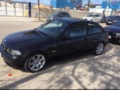 usado BMW 320 3er compact