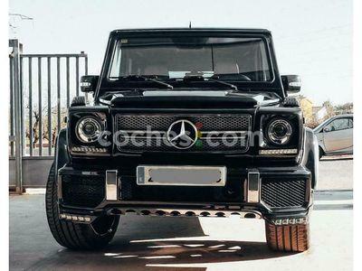 usado Mercedes G500 Clase GStation Wagon Largo Aut. 296 cv en Valencia