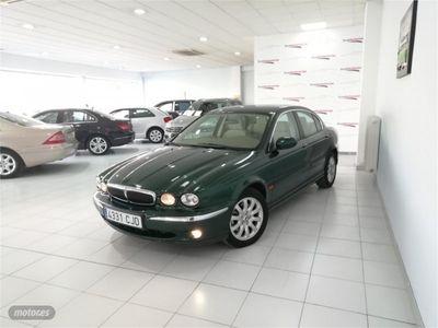 used Jaguar X-type 2.5 V6 Executive
