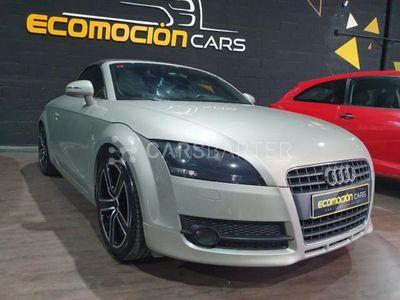 usado Audi TT Roadster 2.0 T FSI 6 vel. 2p