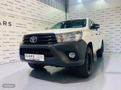 usado Toyota HiLux 2.4 D4D Cabina Doble VX 4x4