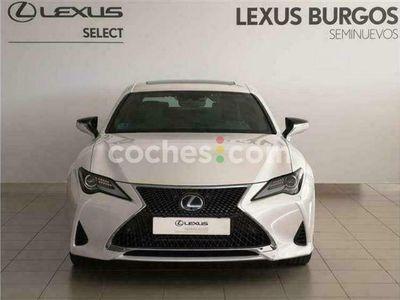 usado Lexus RC F RcExecutive Aut. 468 cv en Burgos