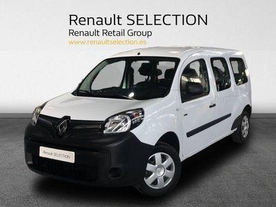 usado Renault Kangoo Z.E. Maxi 5pl.