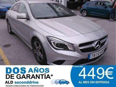 usado Mercedes CLA220 CDI Urban 125 kW (170 CV)