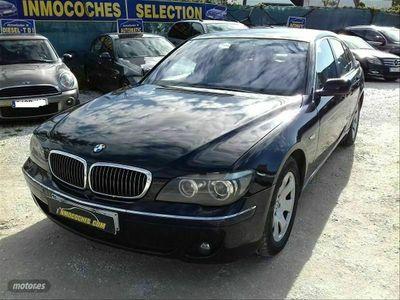 usado BMW 740L Serie 7 i