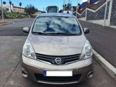usado Nissan Note Gasolina
