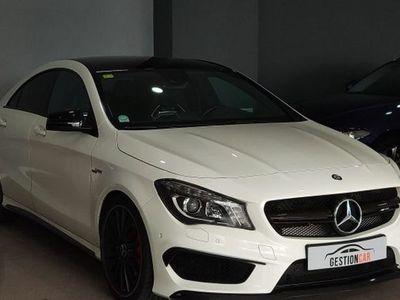 usado Mercedes CLA45 AMG CLA 45 AMG4M Edition 1 7G-DCT
