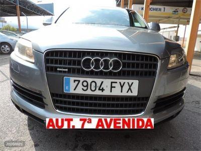 usado Audi Q7 3.0 TDI quattro tiptronic DPF