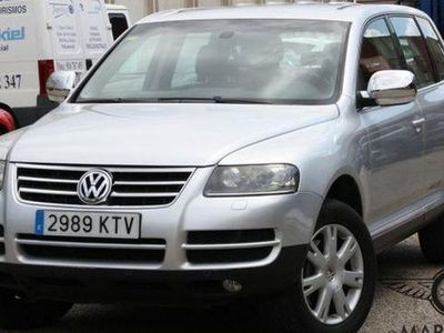 usado VW Touareg 3.0TDI V6 +Motion Tiptronic