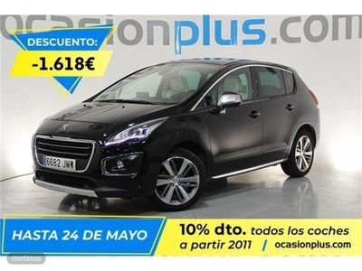 used Peugeot 3008 Allure 1.6 THP 165 SS EAT6