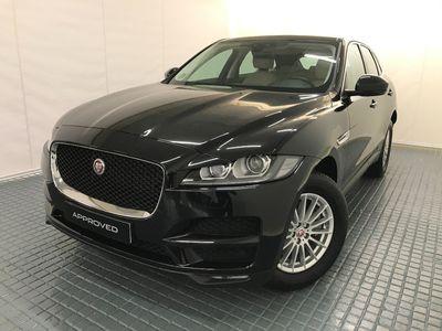 usado Jaguar F-Pace 3.0 V6 DIÉSEL PRESTIGE