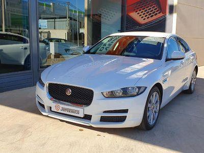 usado Jaguar XE 2.0 Diesel R-Sport Aut. 180