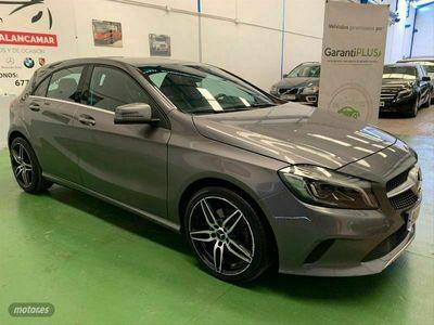 usado Mercedes A200 Clase Ad AMG Line
