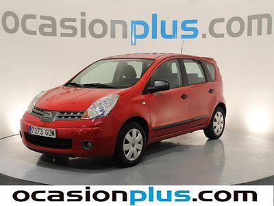 usado Nissan Note 1.4 Visia 65 kW (88 CV)
