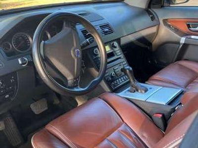 usado Volvo XC90 D5 Summum 7pl. AWD Aut. 200