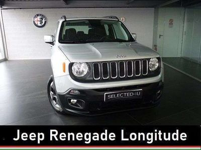 usado Jeep Renegade 1.6 Mjet Longitude 4x2 E6