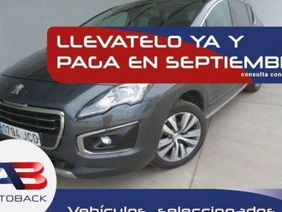 usado Peugeot 3008 1.6 BlueHDi Style 120