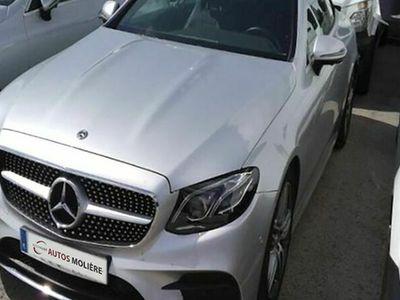 usado Mercedes 220 Clase E Cabrio4Matic