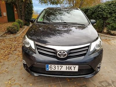 usado Toyota Avensis CS 140 Advance MultiDrive