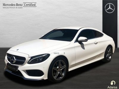 usado Mercedes 220 Clase C C Couped