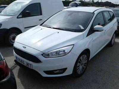 used Ford Focus SportBreak 1.5 TDCI Trend+ 88 kW (120 CV)