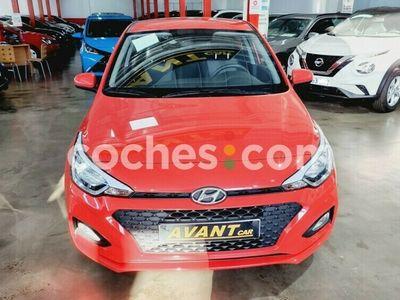 usado Hyundai i20 I201.2 Mpi Essence 85 cv en Palmas, Las
