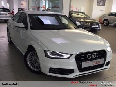 usado Audi A4 A42.0TDI S line edition Multi