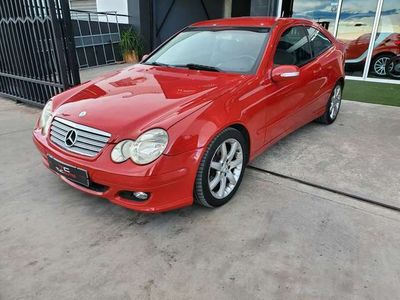 usado Mercedes C180 Sportcoupé K Sport Edition