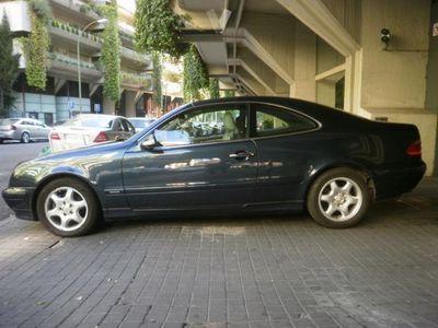 usado Mercedes CLK320 Clase CLKELEGANCE -00