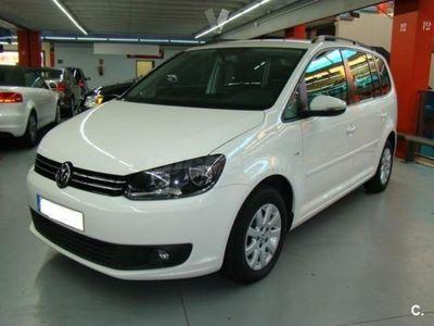 usado VW Touran 1.6 Tdi 105cv Edition 5p. -12