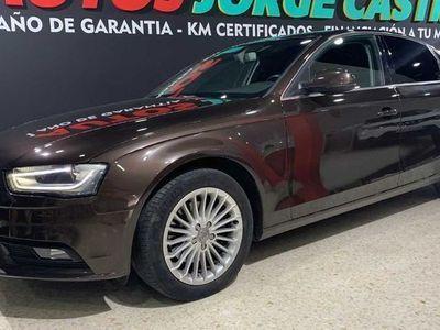 usado Audi A4 2.0 TDI MULTITRONIC 150CV